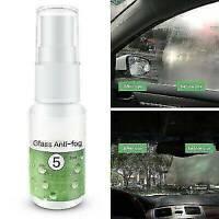 Car Anti-fog Agent Auto Glass Windscreen Window Cleaner Liquid Spray 20ML