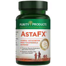 AstaFX - Astaxanthin Super Formula 60 caps Purity Products
