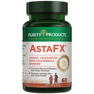 AstaFX - Astaxanthin Super Formula 60 caps Purity Products