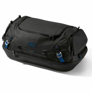 BMW Genuine Motorrad Motorcycle Rear Luggage Soft Bag Large - Black Collection