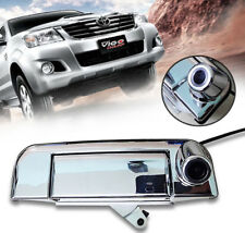 CHROME COVER DOOR HANDLE TAILGATE FIT FOR TOYOTA HILUX VIGO CHAMP MK7 2012-2014