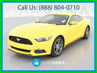 2017 Ford Mustang EcoBoost Coupe 2D Keyless Start Side Air Bags AdvanceTrac Alloy Wheels SYNC Power Windows Power