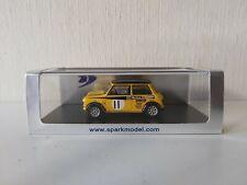 Spark 1/43 Mini Cooper Brittax S. Neal - #11 BTCC 1969 - S2654