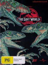 JURASSIC PARK II 2 The Lost World (Jeff GOLDBLUM Julianne MOORE) ACTION Film DVD