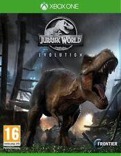 Jurassic World Evolution + Bonus XBOX ONE XB1 NEW Release Pre-Order FREE UK p&p