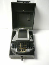 Vintage Stenograph Reporter Model Machine Chicago Stenographic Machines Inc