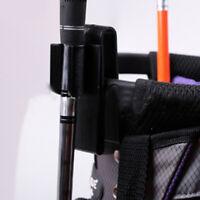 Golf Bag Clip On Putter Clamp Holder Putting Organizer Club Ball Marker FadNIDS