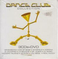 Dance Club Collection 3CDS+1DVD 888751932425 NEW ITEM SHIPS NOW!