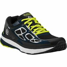 Topo Athletic Men's Magnifly Running Shoes, Black/Navy ( Size 8 M )
