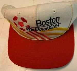 Boston 1994 World Cup Snap Back Baseball Hat
