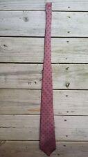 HINE-BAGBY Of North Carolina Mauve Color Vintage 1980's Tie