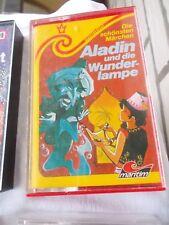 Aladin und die Wunderlampe, eine Audio Cassette