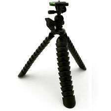 28cm Large Flexible Octopus Tripod Stand for DSLR SLR Compact Digital Cameras