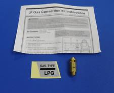 NEW GENUINE LG DRYER LP GAS CONVERSION KIT 383EEL3002D AP5204371 4948EL4002B