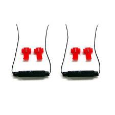 2x 10W 3Ohm LED Load Resistor Fix Turn Signal License Plate Liights Hyper Flash