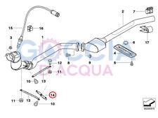 Genuine BMW 3' E46 18207787599 Holder Catalytic Converter Near Engine