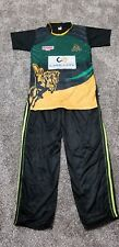 (Brand New) Psl Karachi Kings and Multan Sultans Jersey Set With Pants