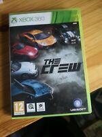 The Crew Xbox 360 UK PAL **FREE UK POSTAGE**