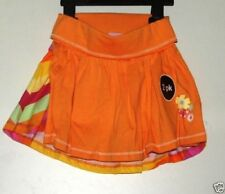 Multi-Coloured 100% Cotton Skirts (2-16 Years) for Girls