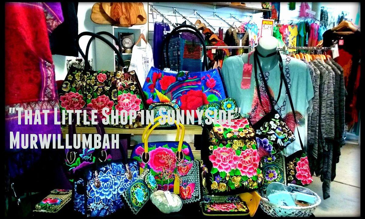That little Shop In Sunnyside