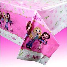 "Bratz Plastic Table Cloth 54"" x 84"" (137cm x 213cm) (MI75)"