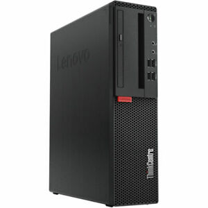 Lenovo M710S SFF Intel Core i7 7th Gen 8GB RAM 256GB SSD Windows 10 Pro