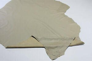 Classic Leather Cowhide Seagull Premium Quality Soft Auto/Home Upholstery Hide