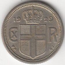More details for 1929 iceland 10 aurar | pennies2pounds