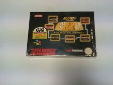 ARCADE'S GREATEST HITS  PAL ITA SUPER NINTENDO NUOVO