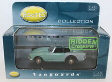 Vanguards 1/43 Scale VA07003 - Sunbeam Alpine Series II Seacrest Green