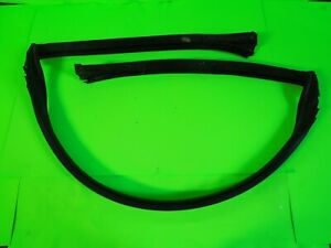 1999 BMW Z3 Roadster E36 Convertible Top Front Windshield Seal 51718410169 USED