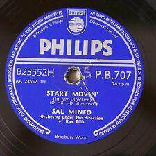 78rpm SAL MINEO start movin` / love affair
