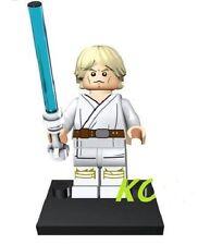Luke Skywalker Mini Figure NEW UK Seller Fits Lego Starwars Star Wars