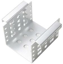 "[UK Ship] 4-Bay HDD  Aluminum Rack 3.5"" to 2.5"" SSD/HDD Hard Drive Mount Bracket"