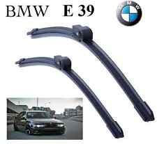 "BMW 5 Series Wiper Blades E39 22"" ( 550mm ) & 26"" ( 650mm ) Aerotech Germany New"