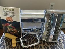 Vintage MARCATO ATLAS model 150 Pasta Machine made in Italy
