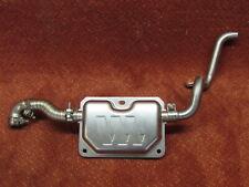 4M0261125K Auspuff Abgasanlage für Standheizung VW Touareg III CR Audi Q7 4M Q8