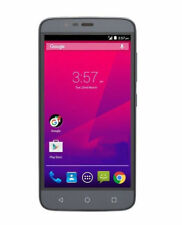 ZTE Telstra 4GX Plus Smartphone (Unlocked) - 8GB, Grey
