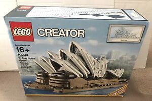 LEGO Creator Expert Sydney Opera House 10234 NISB