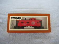 Standard C-4 Fair Graded HO Scale Model Train Carriages