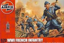 Airfix - construction et Maquettes Bâtiment WWI French Infantry