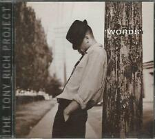 Music CD The Tony Rich Project Words