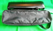 More details for flute case with outer carrying bag