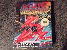 Stun Runner SPECTRE jeu! COMPLET! regardez mes autres jeux!