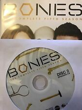 Bones - Season 5, Disc 2 REPLACEMENT DISC (not full season)