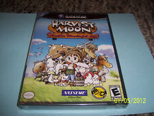 Harvest Moon: Another Wonderful Life  (Game Cube, 2005) New