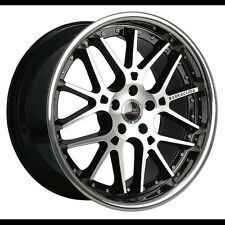 "19"" Barracuda Stiletto Rosso 8.5 und 9.5x19  5x120 et38 BMW  Z4 5er 3er X3"