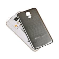★★★ Metall Backcover Cover für Samsung Galaxy S5 Alu Graphit Case Akkudeckel ★★★