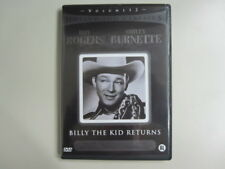 BILLY THE KID RETURNS - HOLLYWOOD CLASSICS - VOLUME 12 - DVD  (BLACK/WHITE)