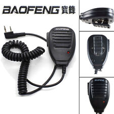 Push-To-Talk PTT Speaker Mic For Baofeng UV82 UV5R series Two Dual  Way Radio SP